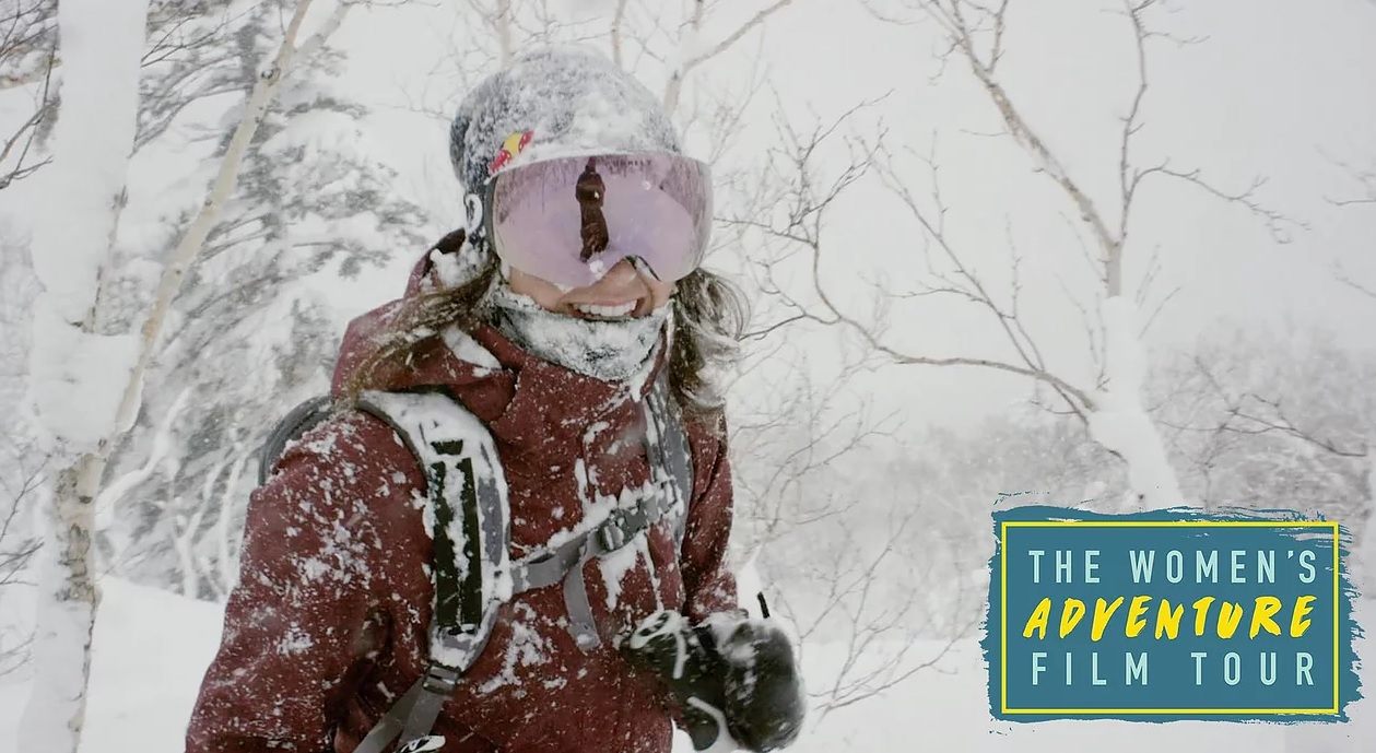 Il Women's Adventure Film tour è in partenza in Italia con tre première